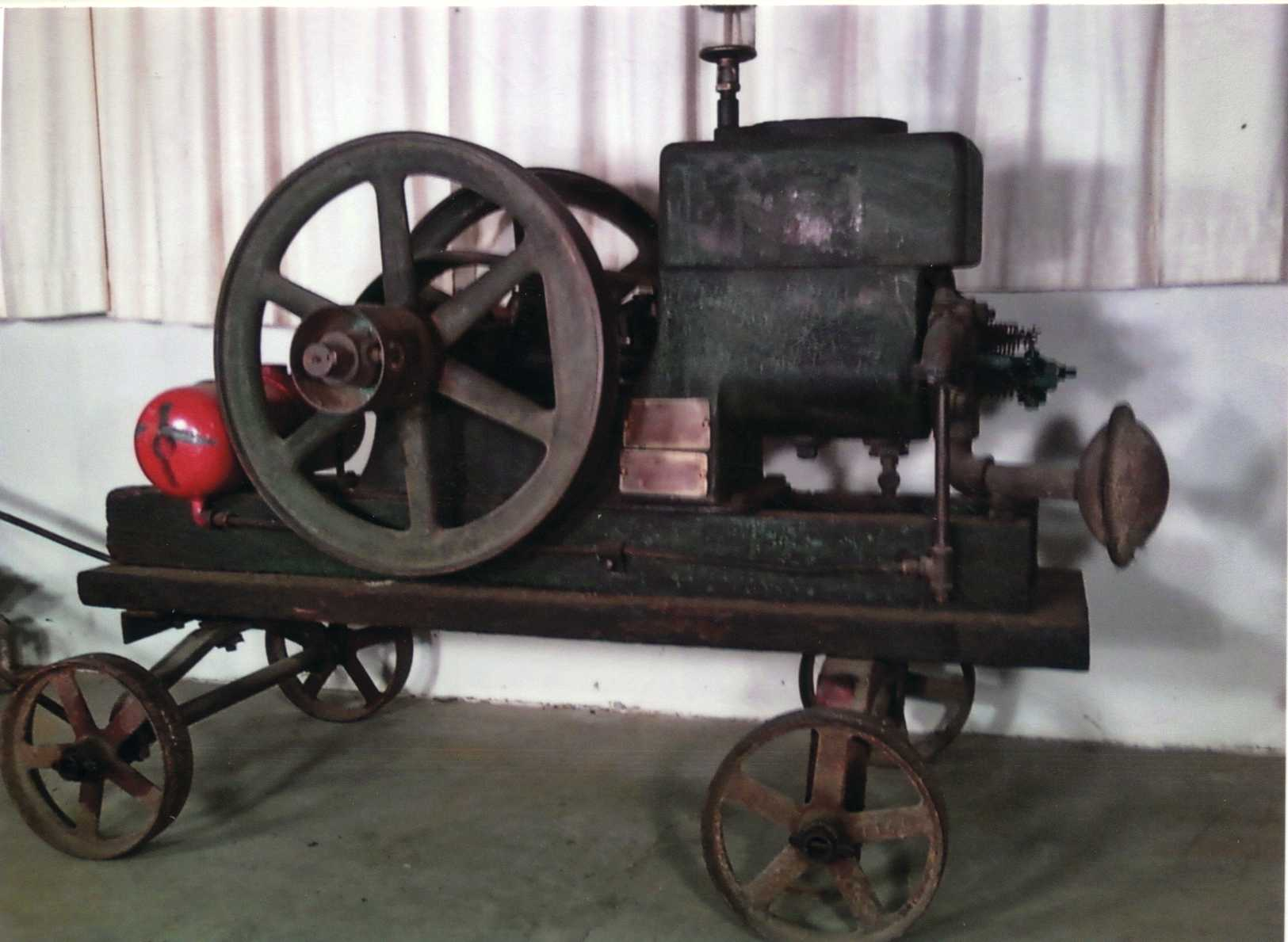 Waterloo Engine